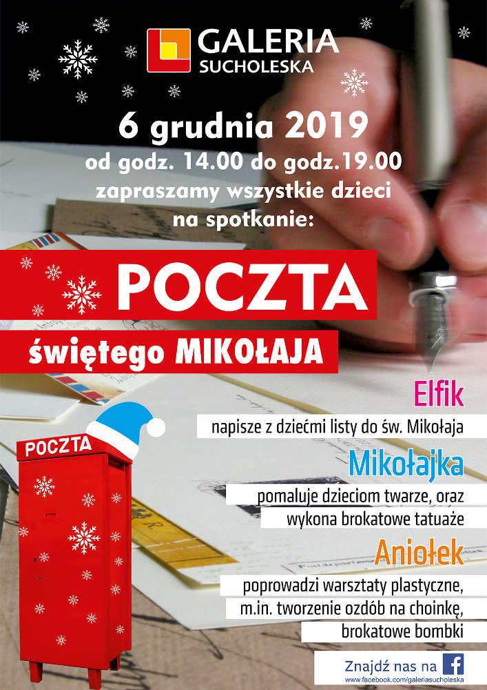 6.12 – Event Mikołajkowy dla najmłodszych :-)!